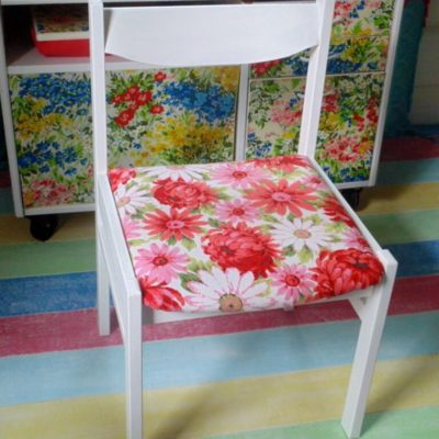 How to Recover A Chair Seat Cushion