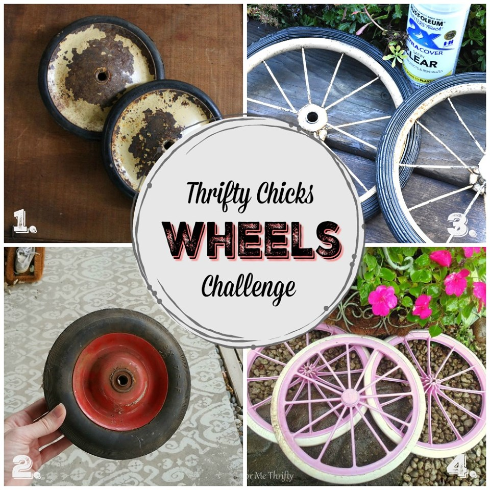 Thrifty Chicks Wheels Project Challenge