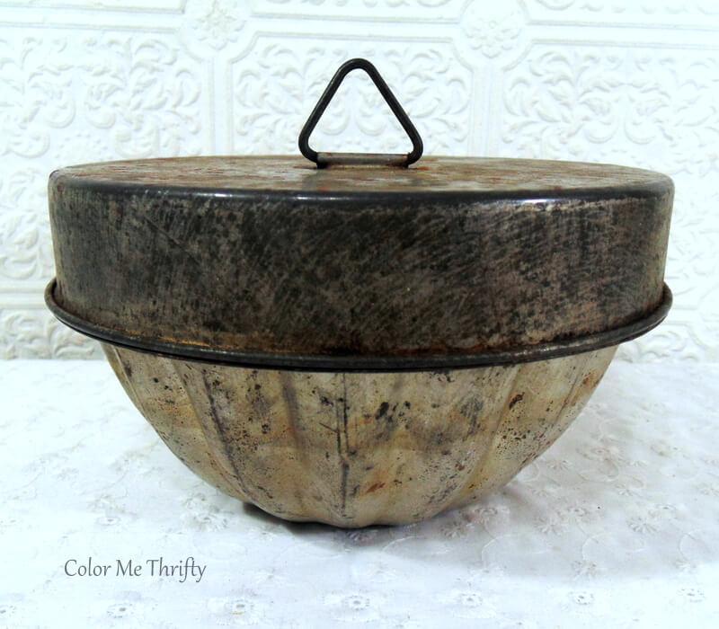 vintage acorn baking pan 2