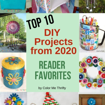 TOP 10 DIY Projects 2020